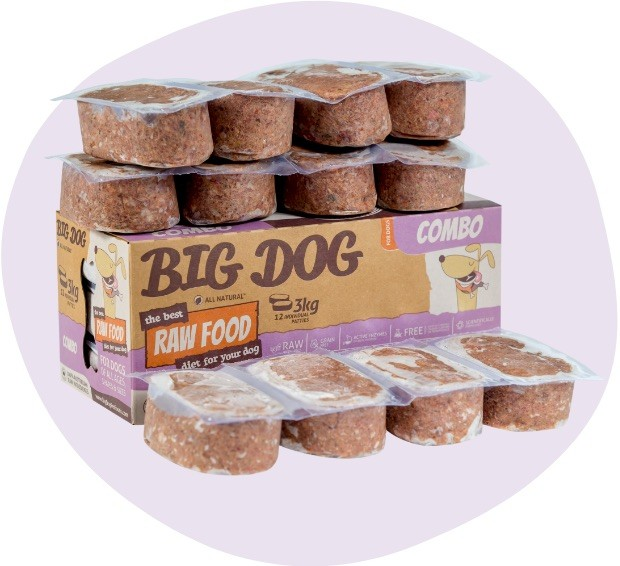 Combo Raw Dog Food
