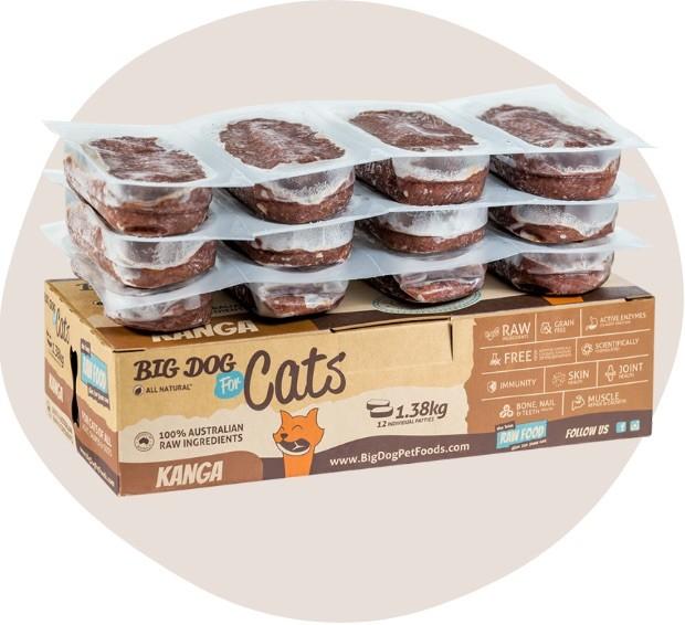 Kangaroo Raw Cat Food