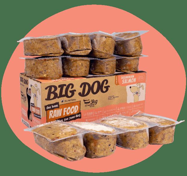 Tasmanian Salmon Raw Dog Food