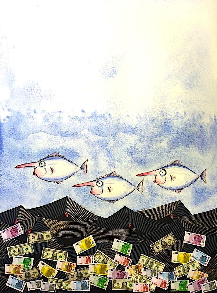(F)lying Fish