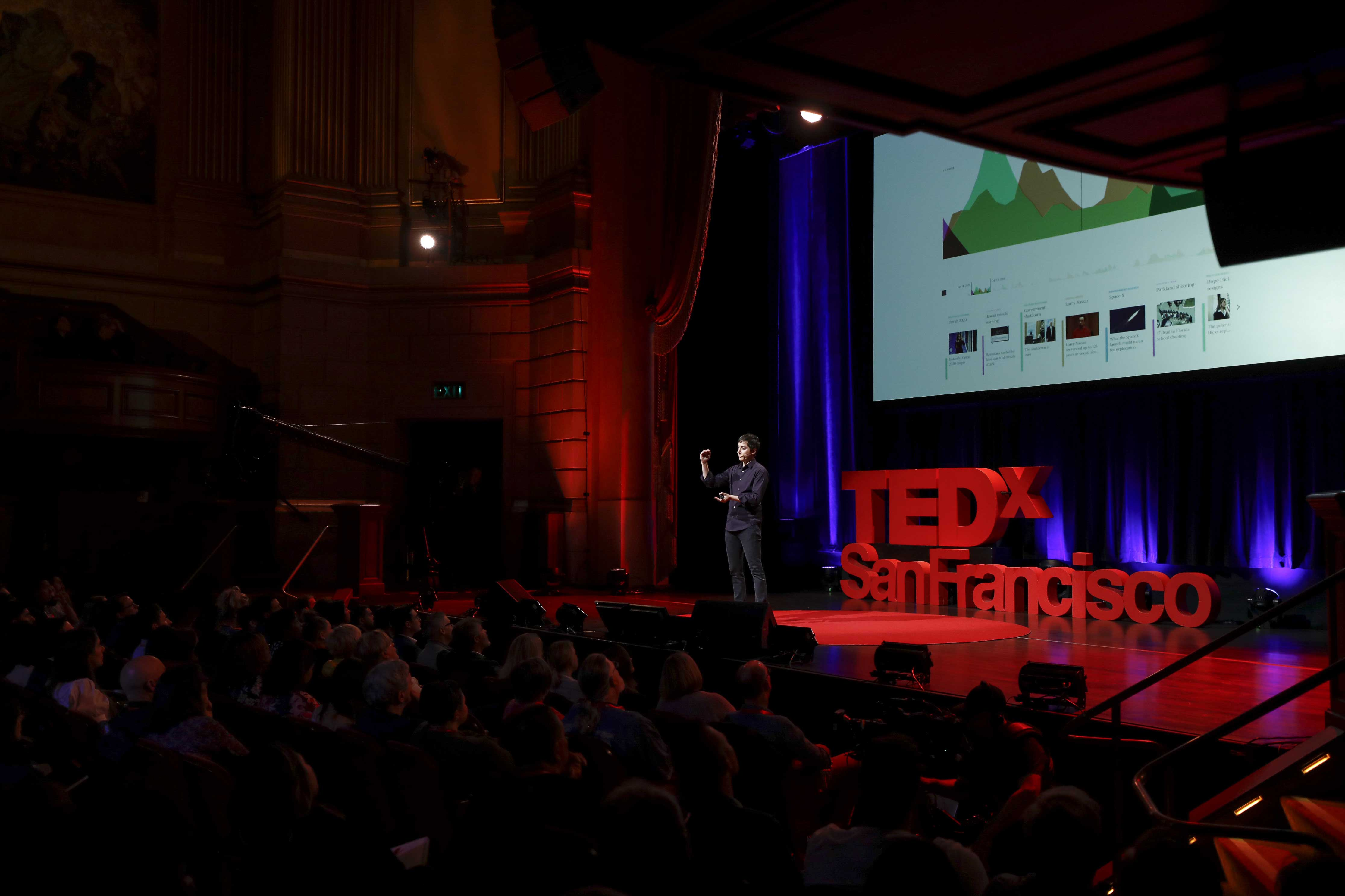Miss Us at TEDx? Watch the Talk Online