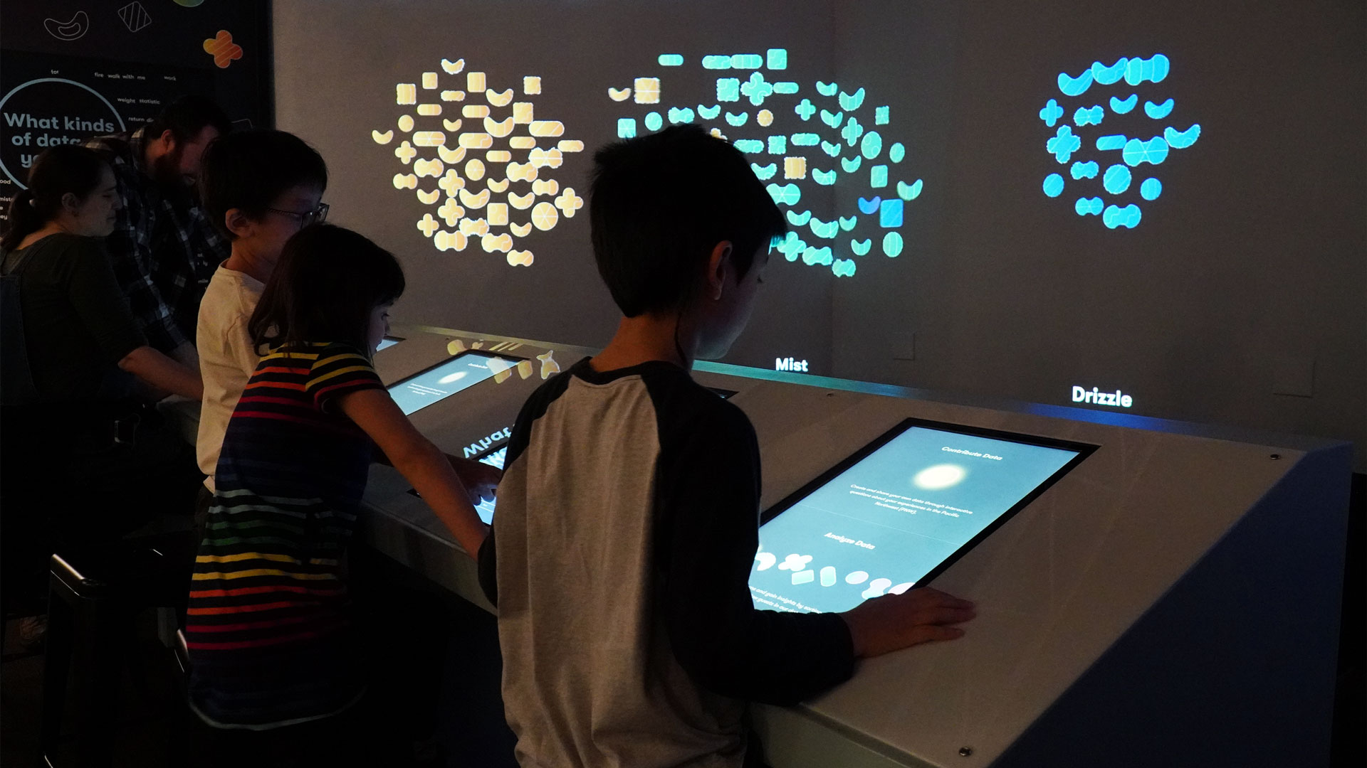 "Schema's ""We Are Data"" Installation at the Pacific Science Center"