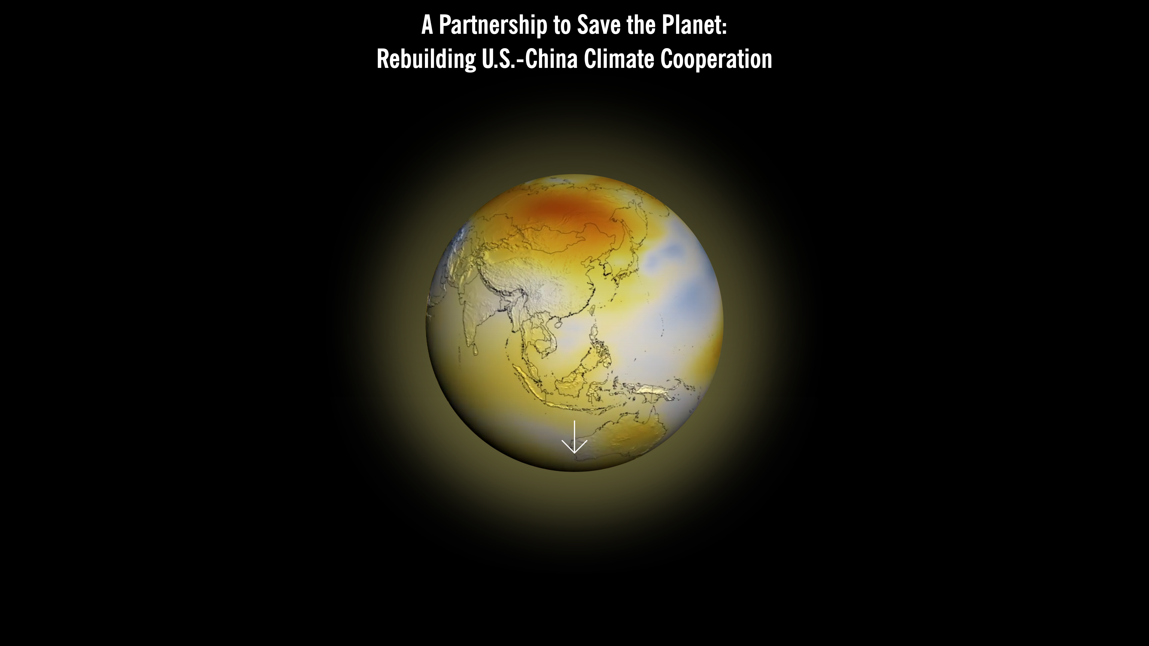 New Work: Rebuilding U.S.- China Climate Collaboration