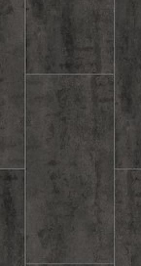 Andria – Fliesenoptik Schwarzes Gestein