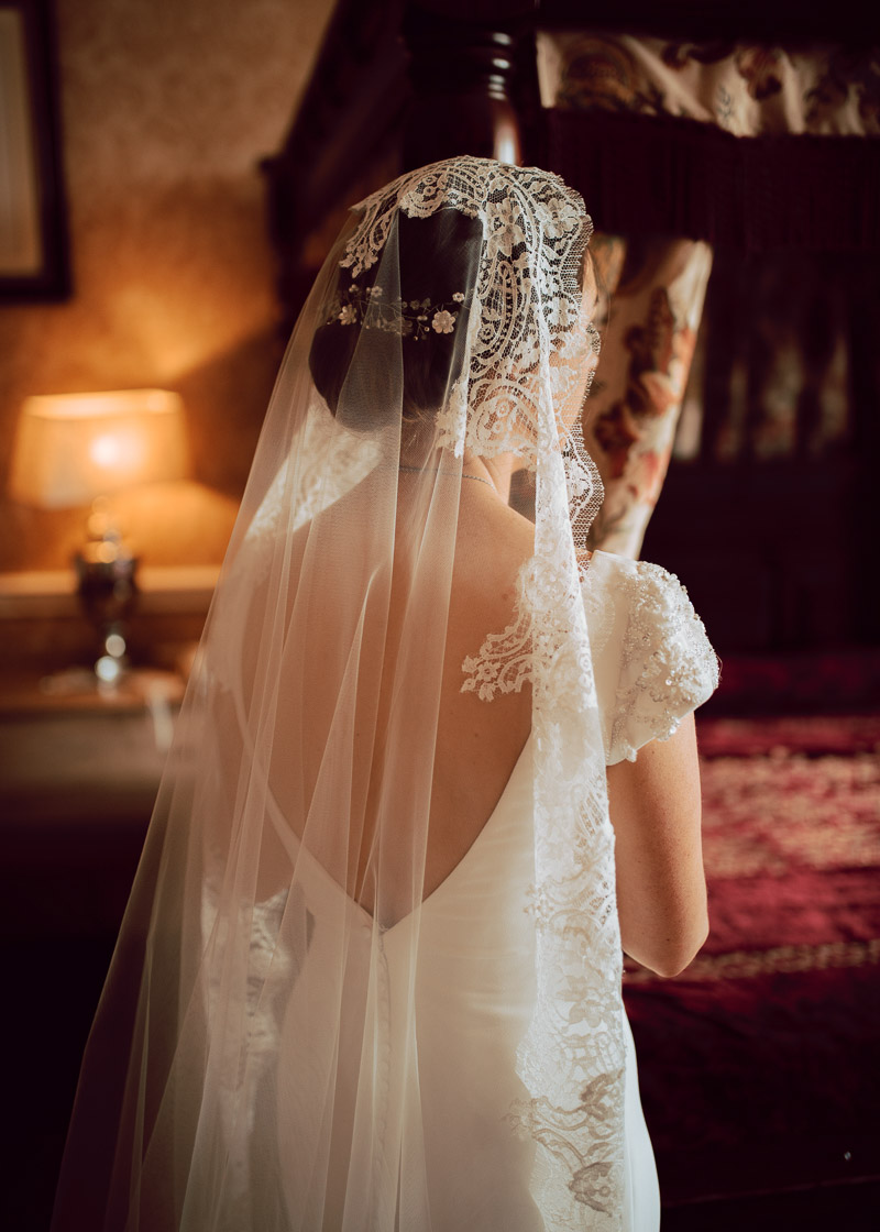 castle-durrow-wedding-photography-bride-veil