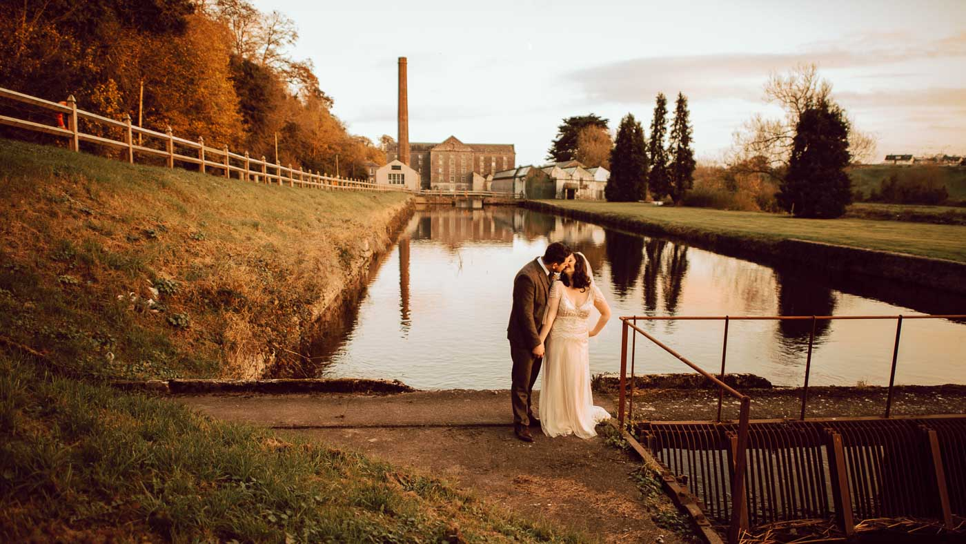 Heart-felt Wedding at The Millhouse, Slane, Meath