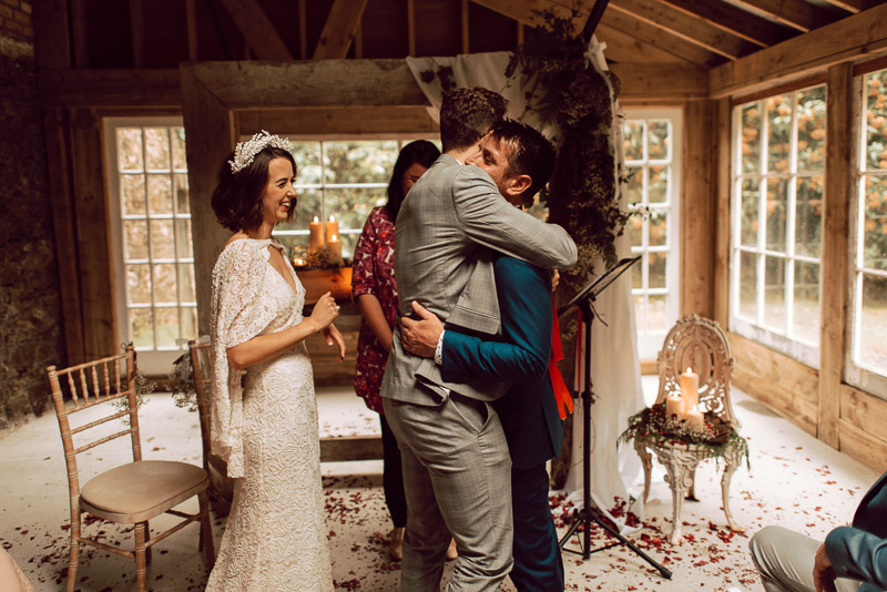 trudder-lodge-wexford-rustic-alternative-wedding-boho-bride
