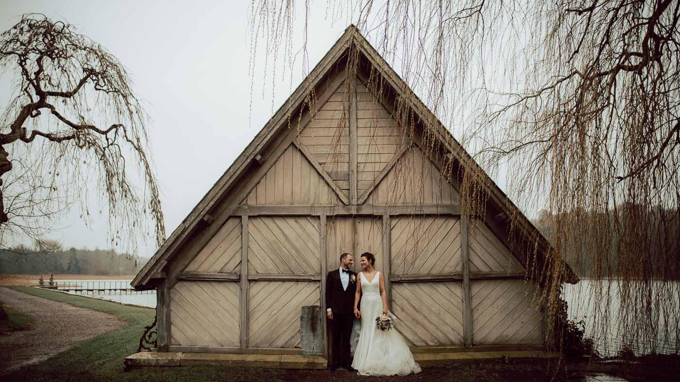 Emotionally Charged & Atmospheric Winter Wedding
