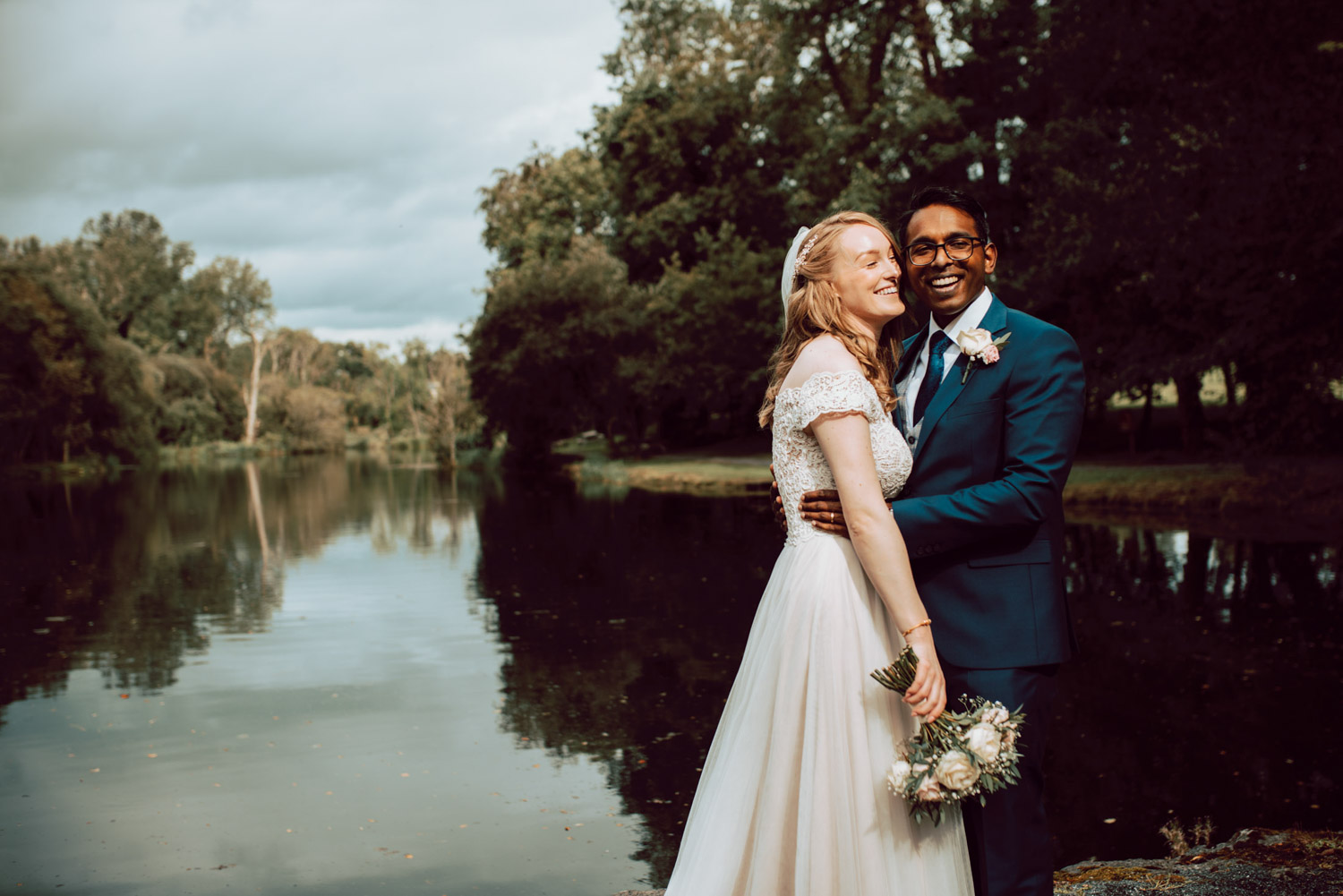 "Ciara & Dinuka - Lyrath Estate - ""He made our wedding day look like a fairytale"""