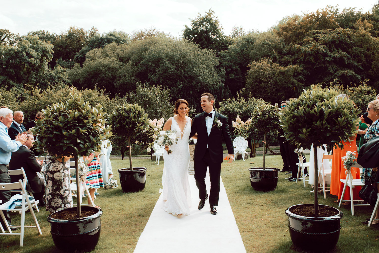 "Jacqui & John - Boynehill House - ""He captured the day so beautifully"""