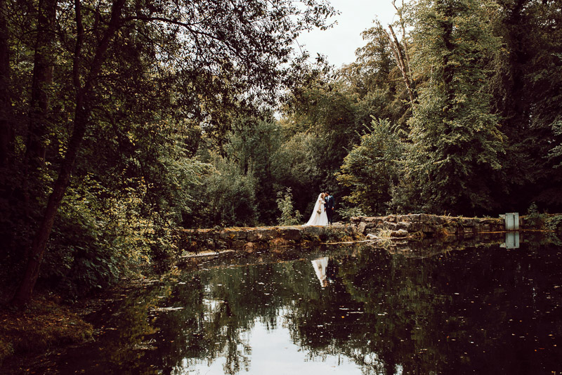 fairytale-bride-groom-beautiful-portraits-lake-setting-ireland-lyrath-estate