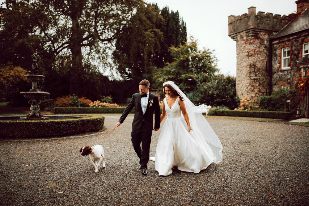 "Hannah & Jake - Ballymagarvey Village - ""Jason knows how to make a bride feel comfortable and relaxed"""