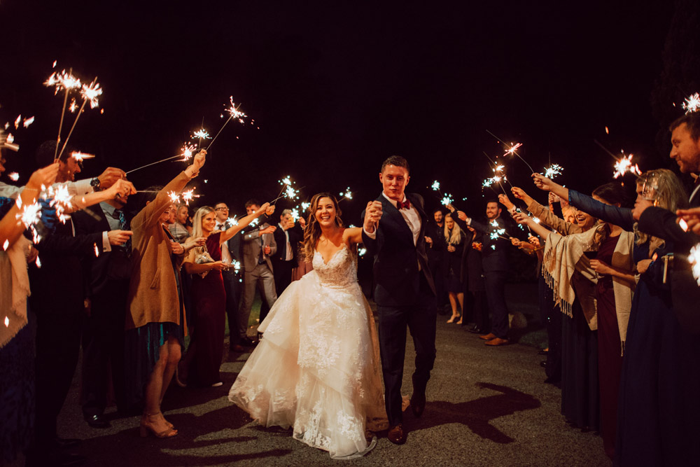 """A & C - Waterford Castle - """"Photograph the wedding in a relaxed, unobtrusive way"""""""