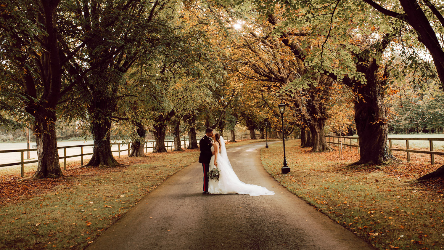 Gorgeous Autumn Wedding at Waterford Castle