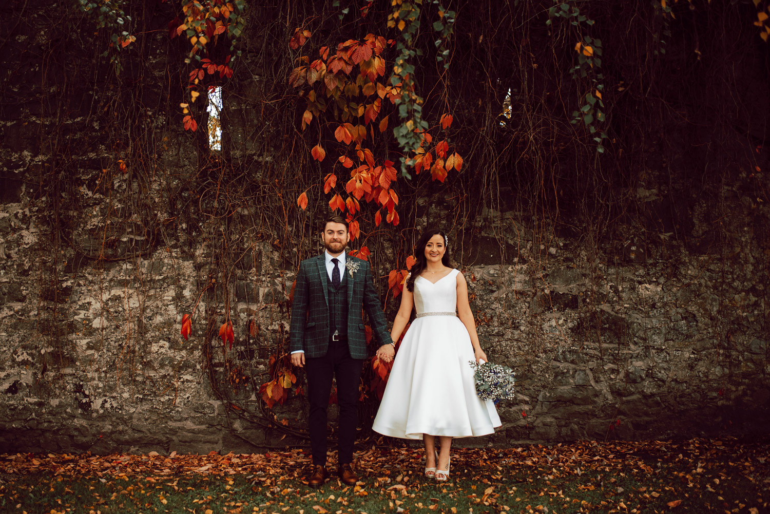 "C & C - ""Allowed us to just be ourselves and enjoy the moment"" - Kilkenny Wedding"