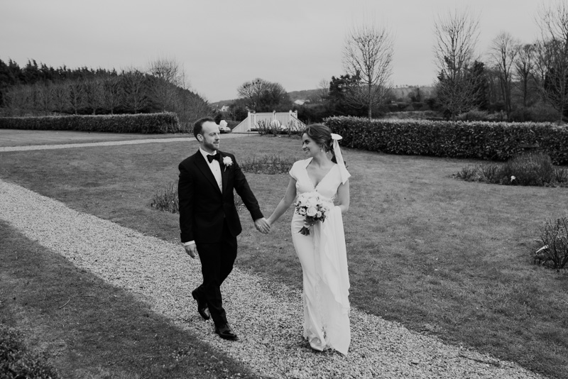 "A & J - ""Incredibly Professional! - Durrow-Castle-Wedding"