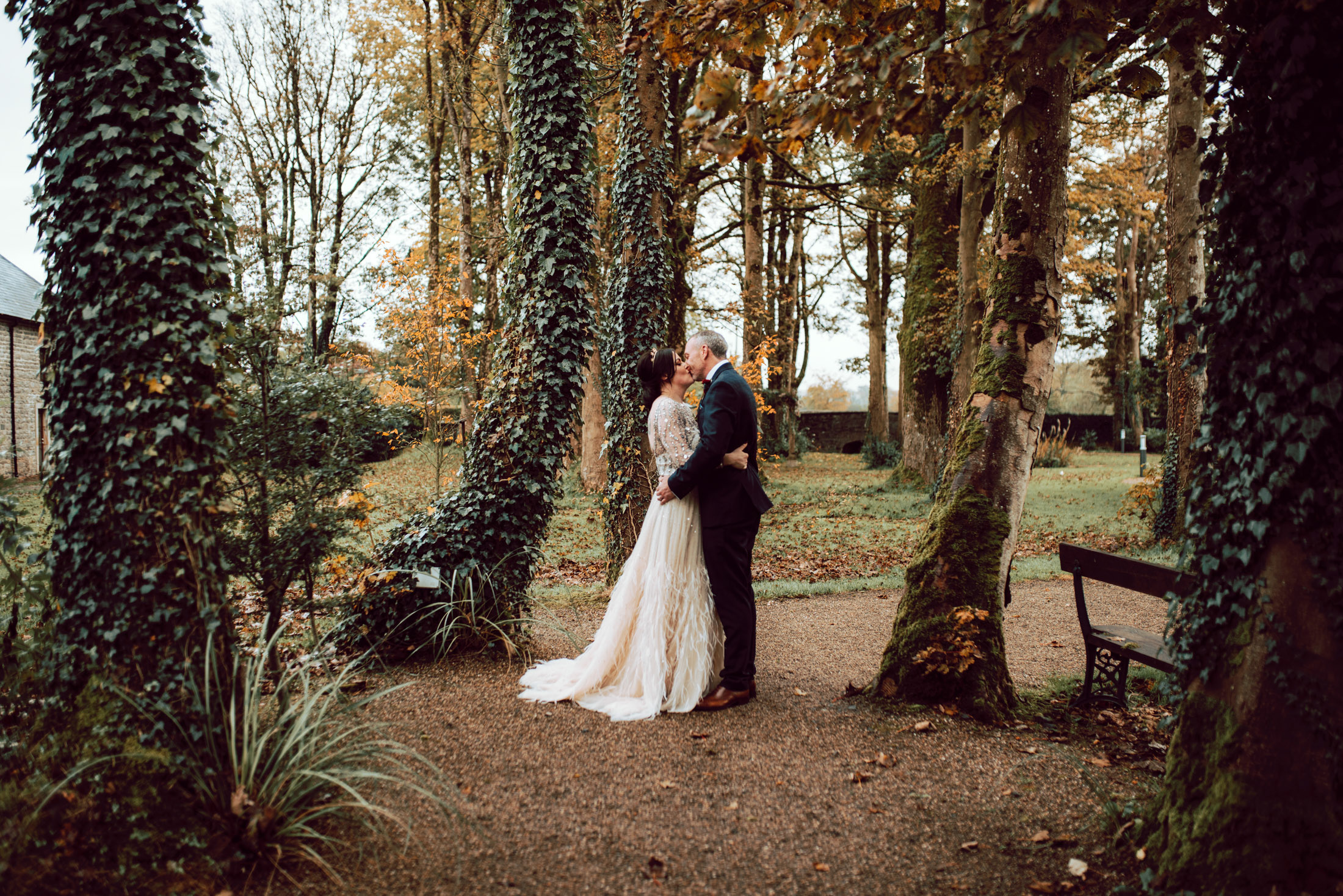 Featured on One Fab Day - Keighley & Jamie - Clonabreany House Wedding