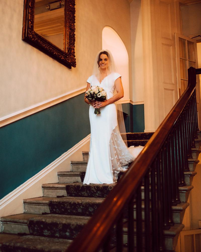 bride-bridal-prep-durrow-castle-ireland-elegant