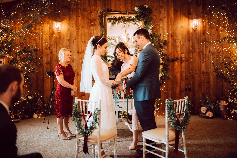 S & J - Darver Castle - Small Covid Wedding