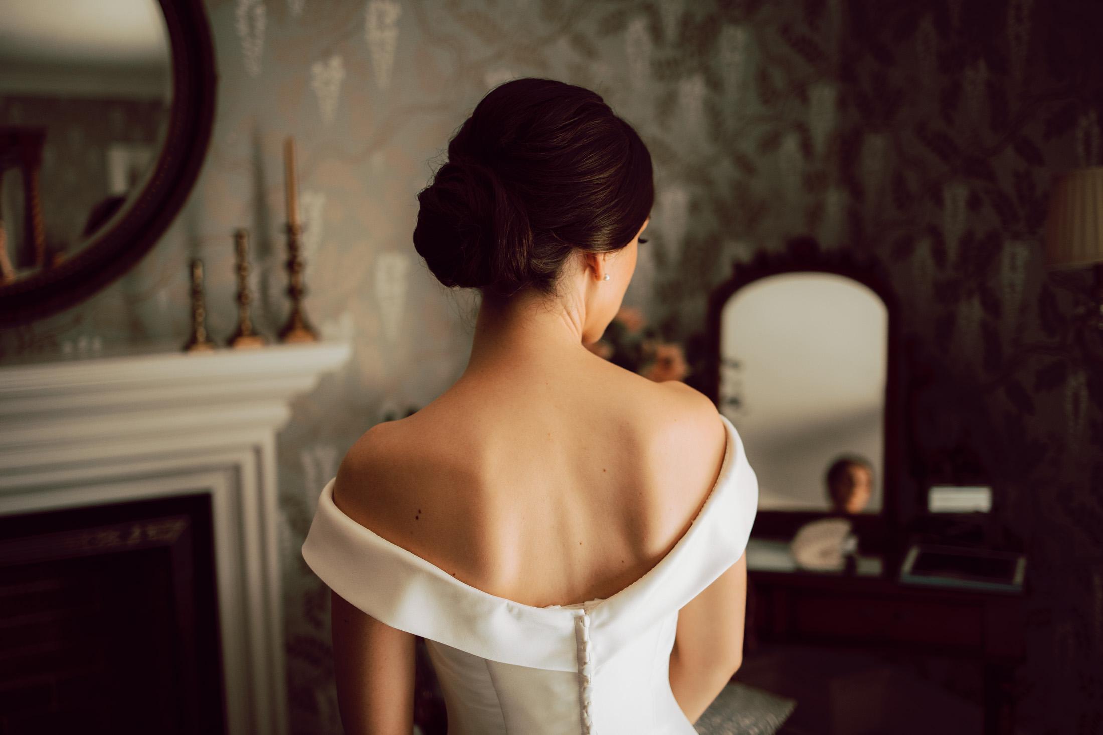 Bridal Prep & First Look at Darver Castle