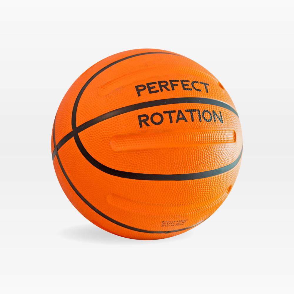 Perfect Rotation Basketball