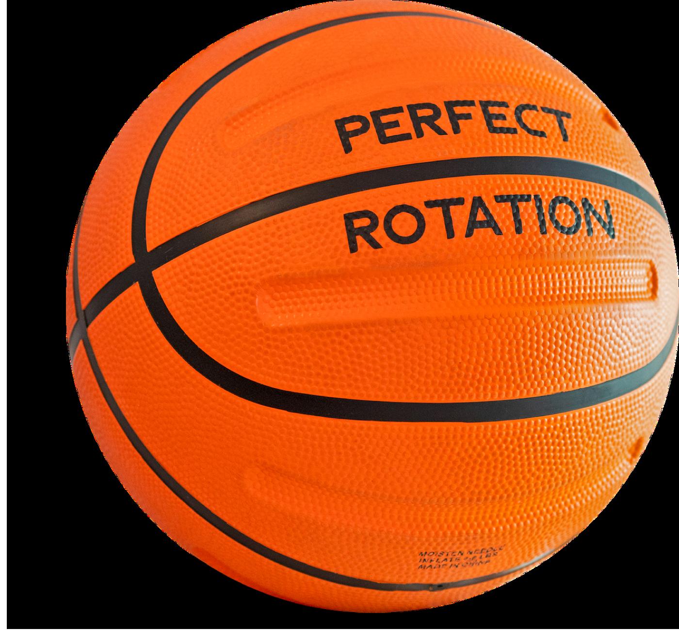 Perfect Rotation Basketball training ball