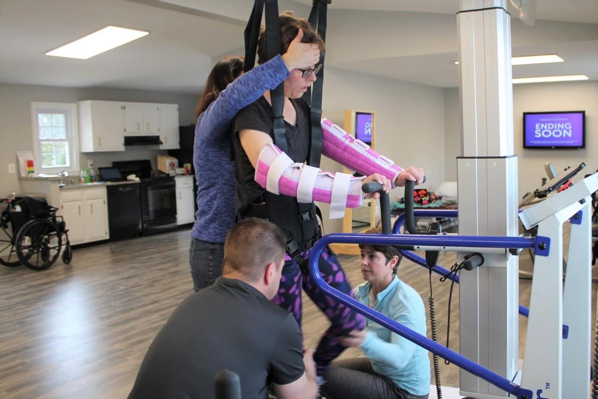 Ability Fitness Center website image