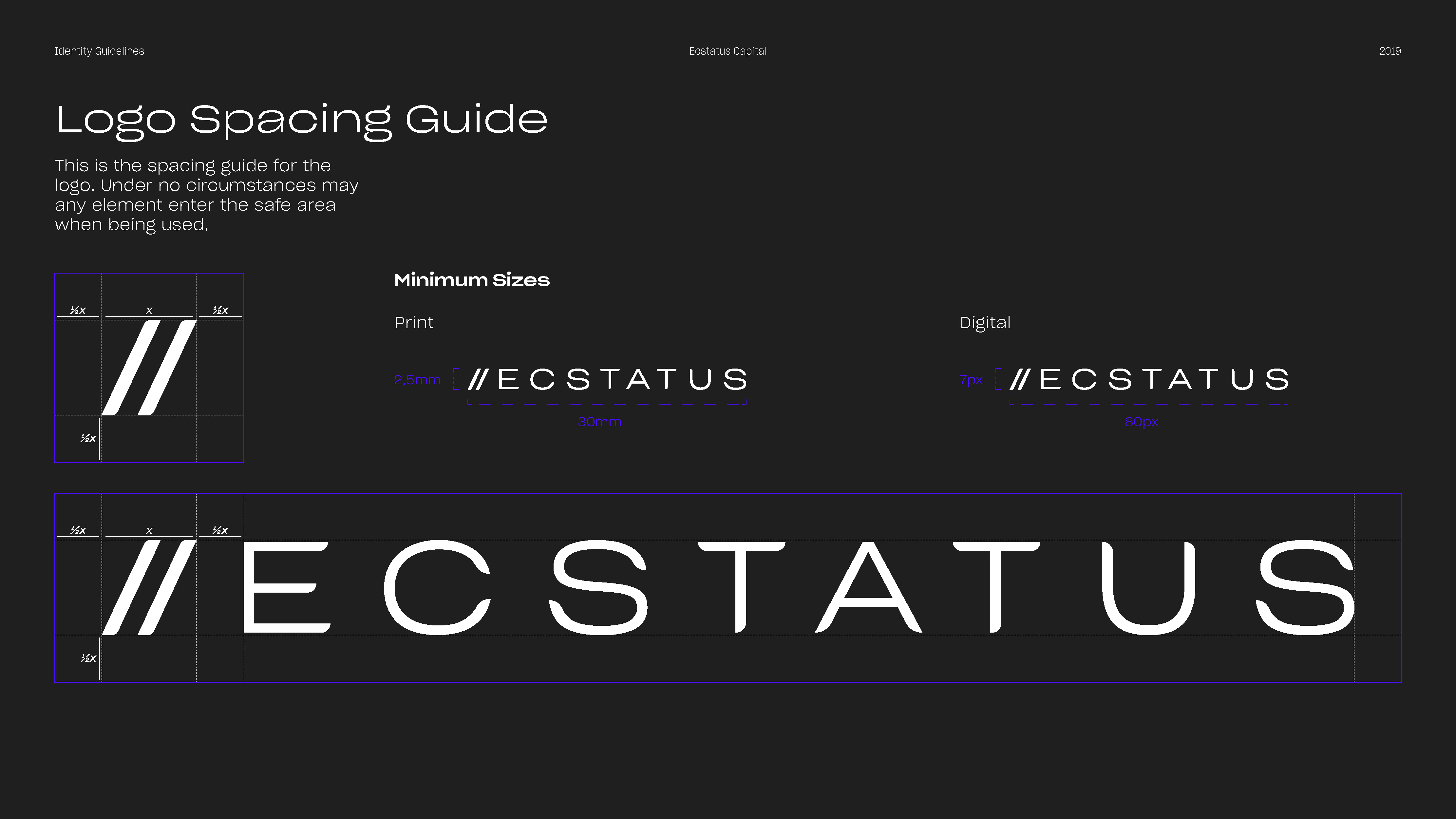 Ecstatus Brand Guidelines