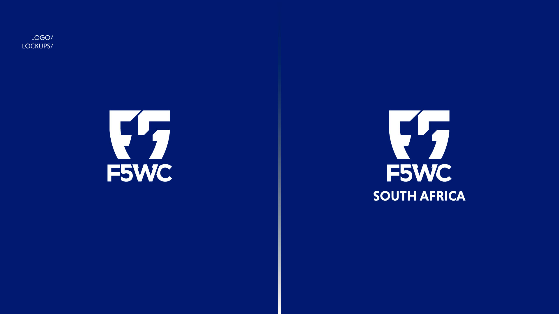 F5WC Logo Lockups