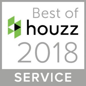 NonStop Staging Best of Houzz 2018 Service Award