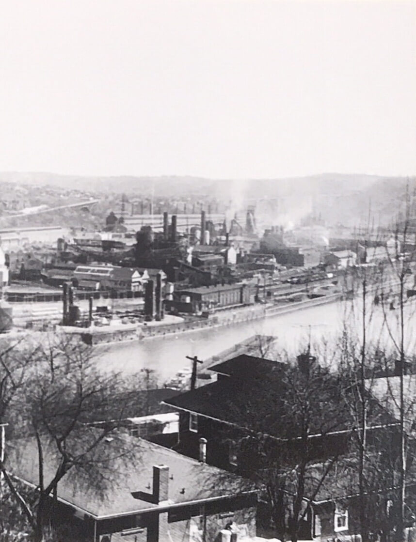 pittsburgh steel picture