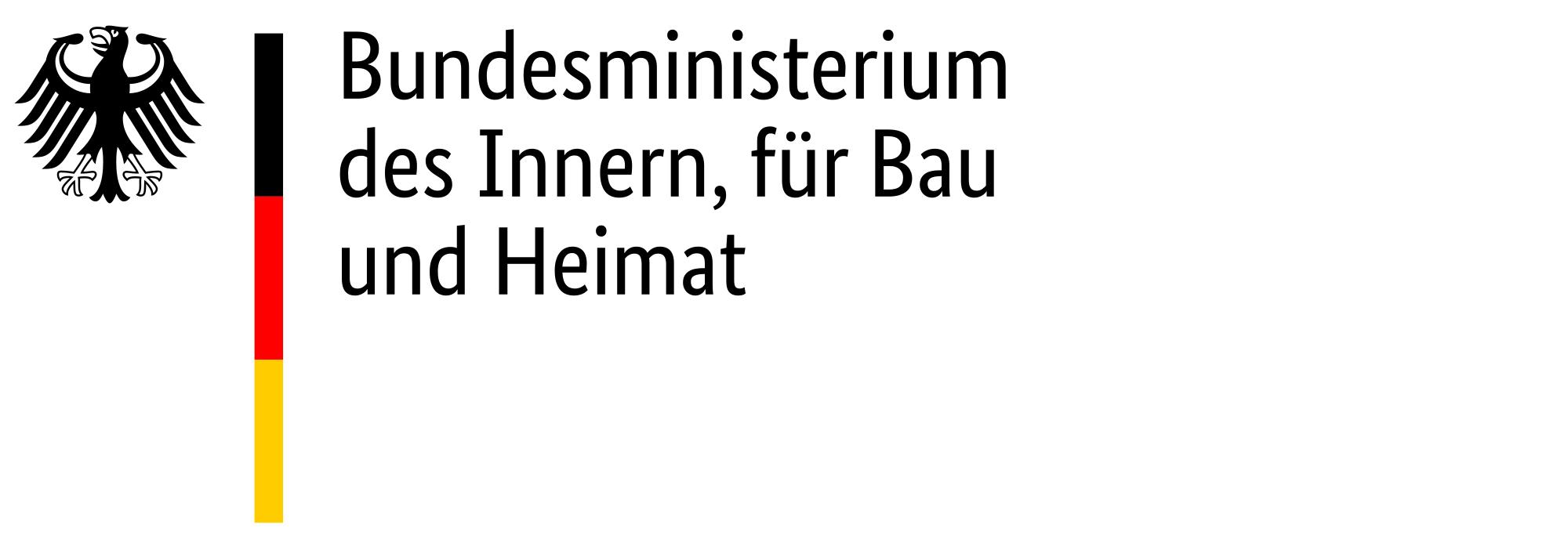 Logo_Bundesministerum_des Inneren_für Bau und Heimat