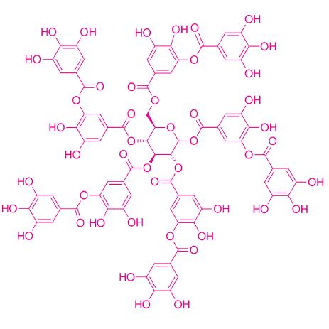 Polyphenol structure