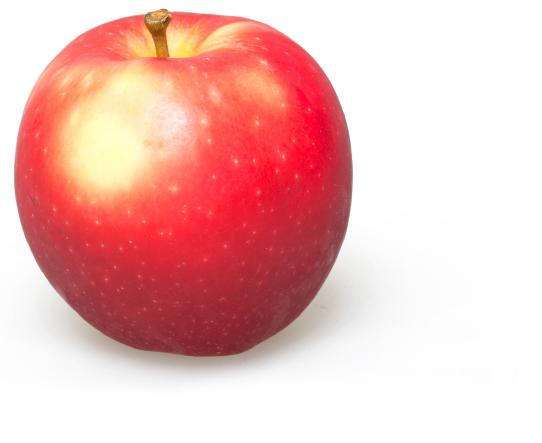 A Breeze apple