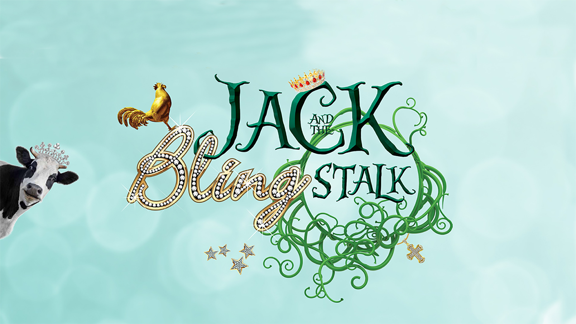 Title artwork for Jack and the Bling Stalk