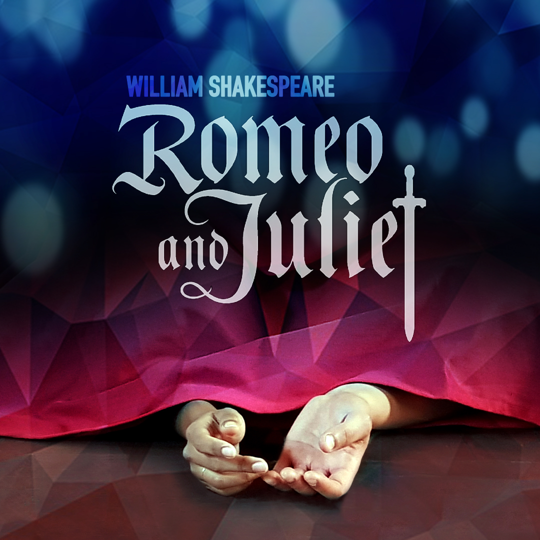 Title artwork for Romeo and Juliet