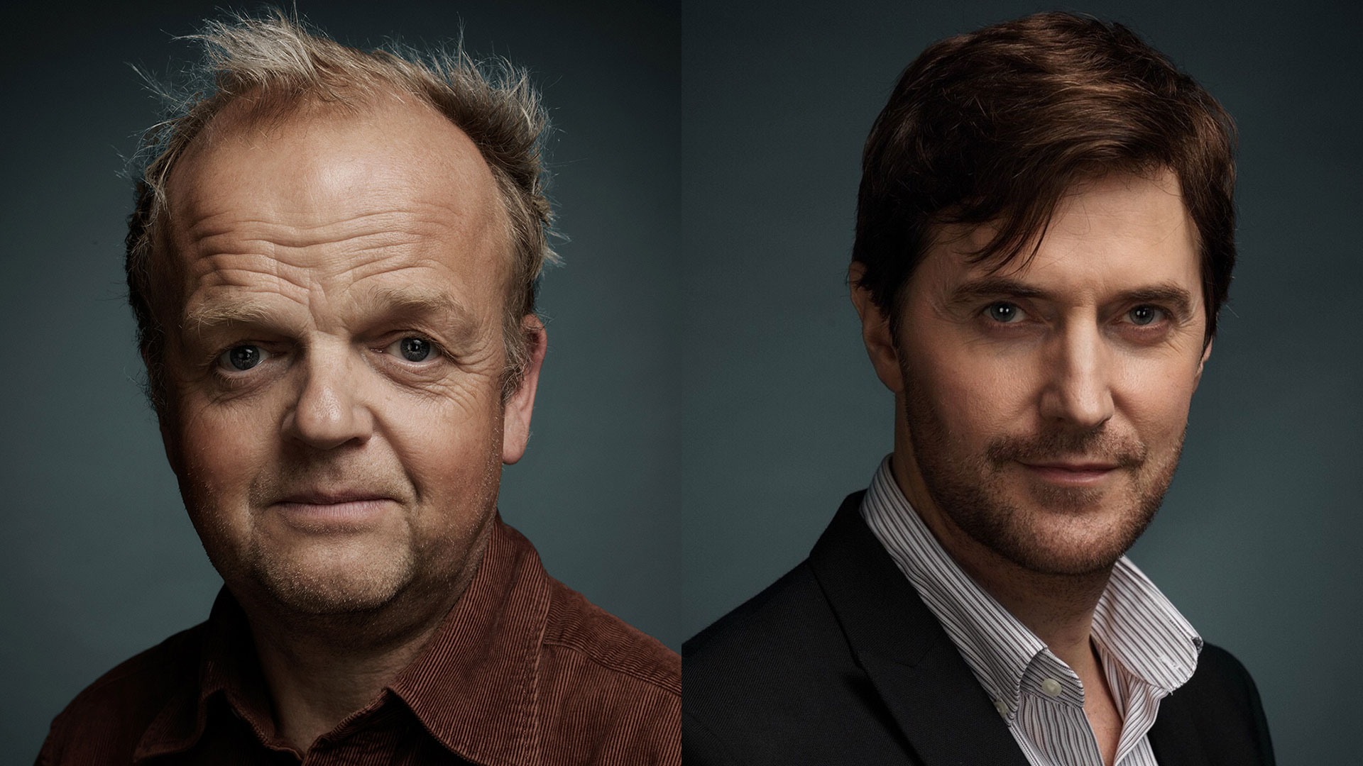 Title artwork for Uncle Vanya featuring Toby Jones and Richard Armitage