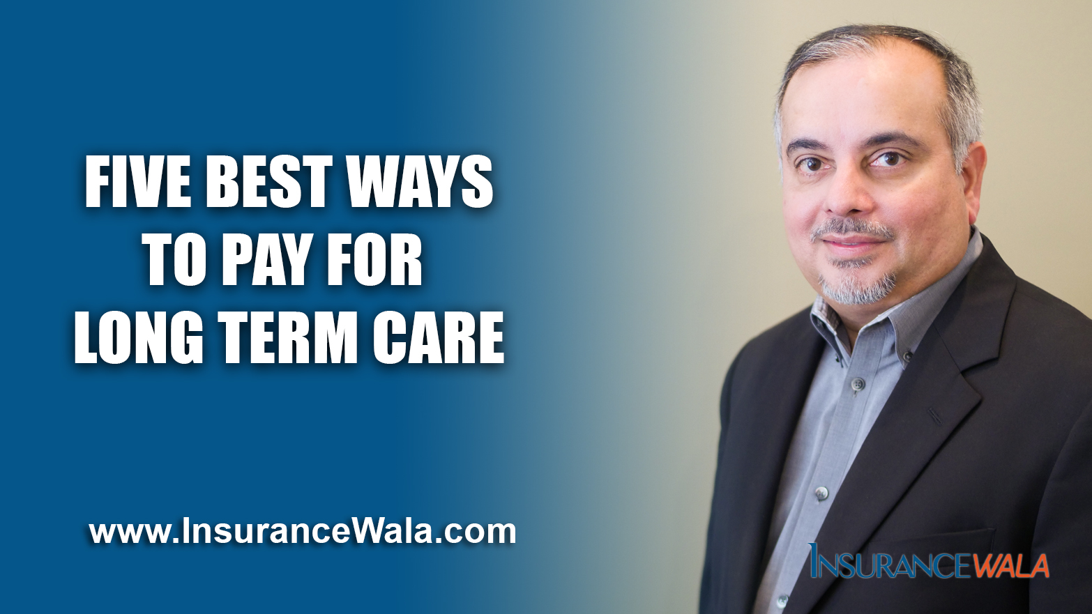 Five Best Ways to Pay for Long Term Care Costs