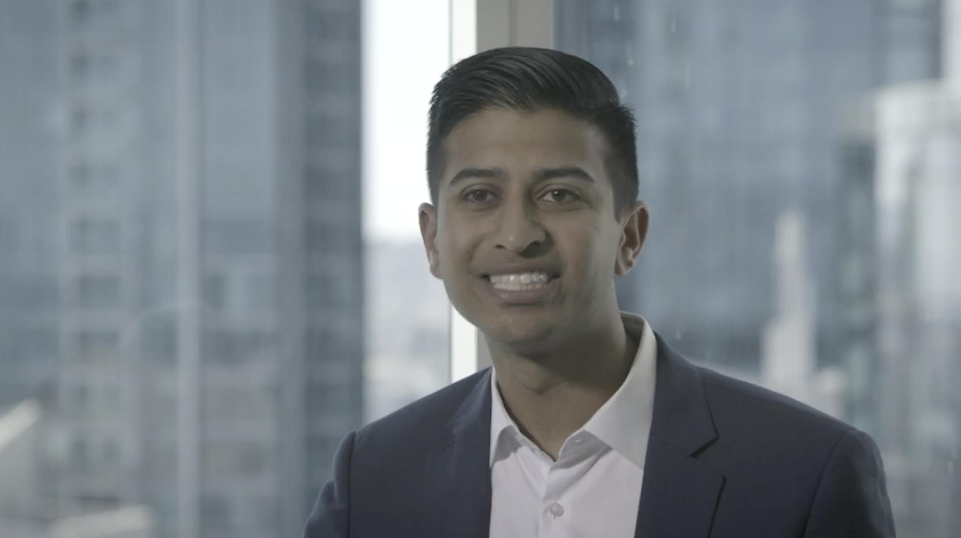 Romish Badani - Bridge CEO