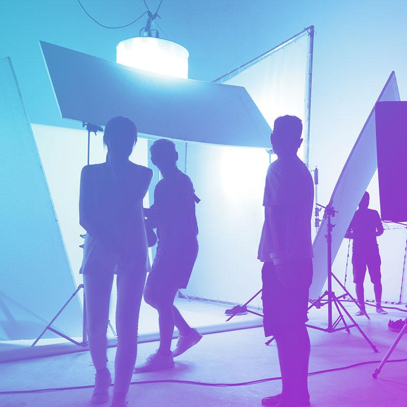 Doublegum Go-Live Video production