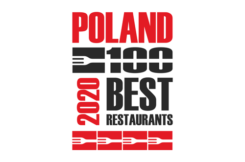 logo nagrody poland best 100 restaurants