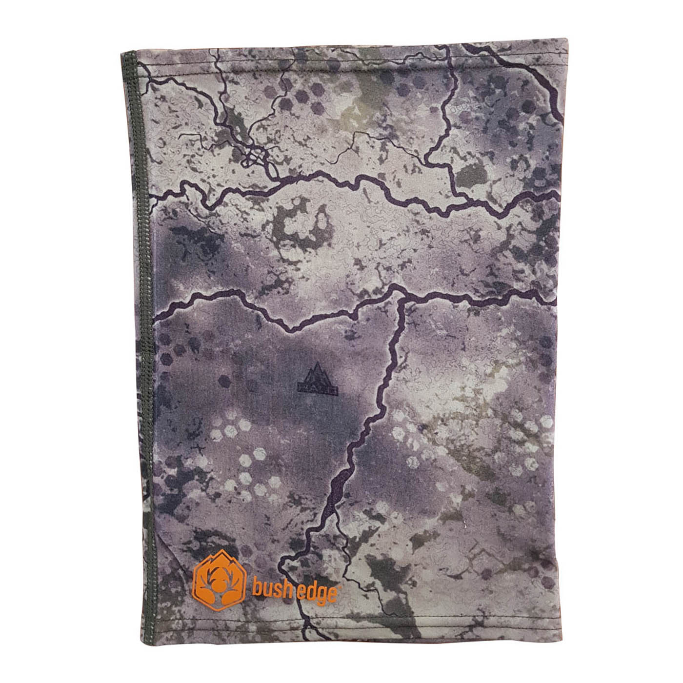 Merino Wool Camo Neck Warmer