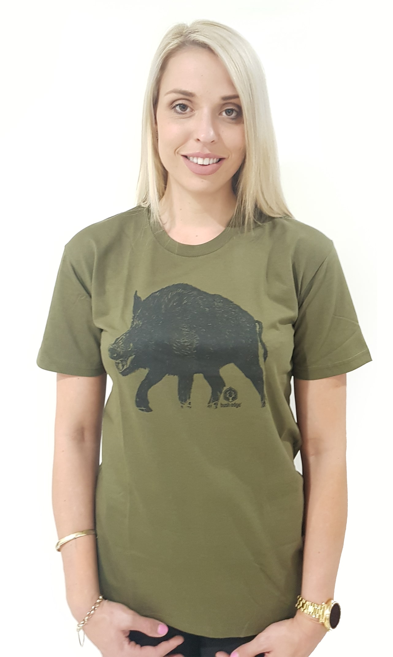 'Untamed' Boar TShirt
