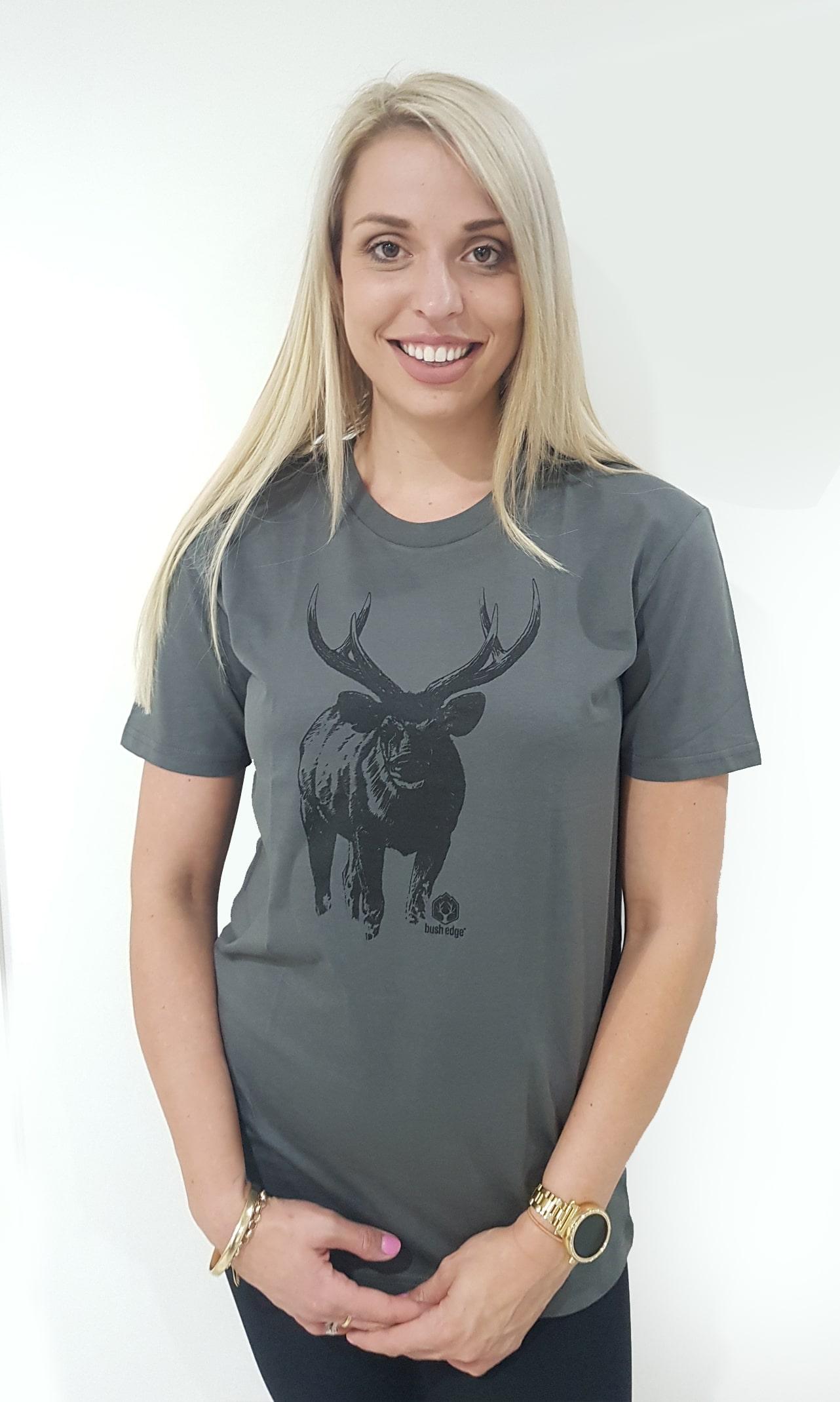 'Untamed' Sambar Deer TShirt