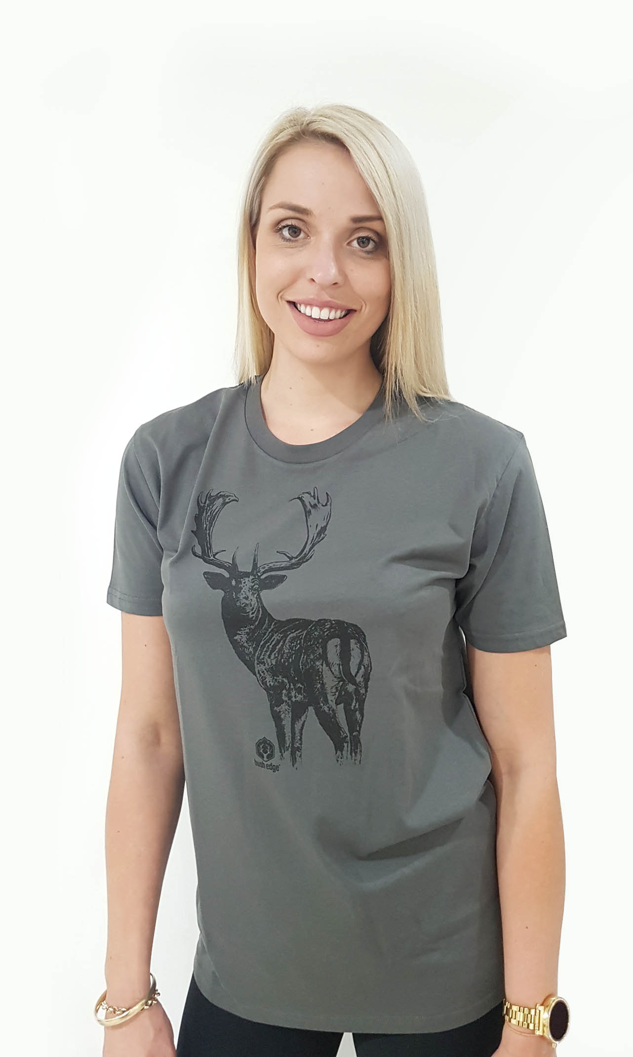 'Untamed' Fallow Deer TShirt
