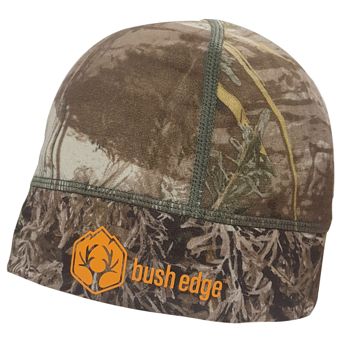 Bush Edge Lightweight Camo Merino Wool Beanie