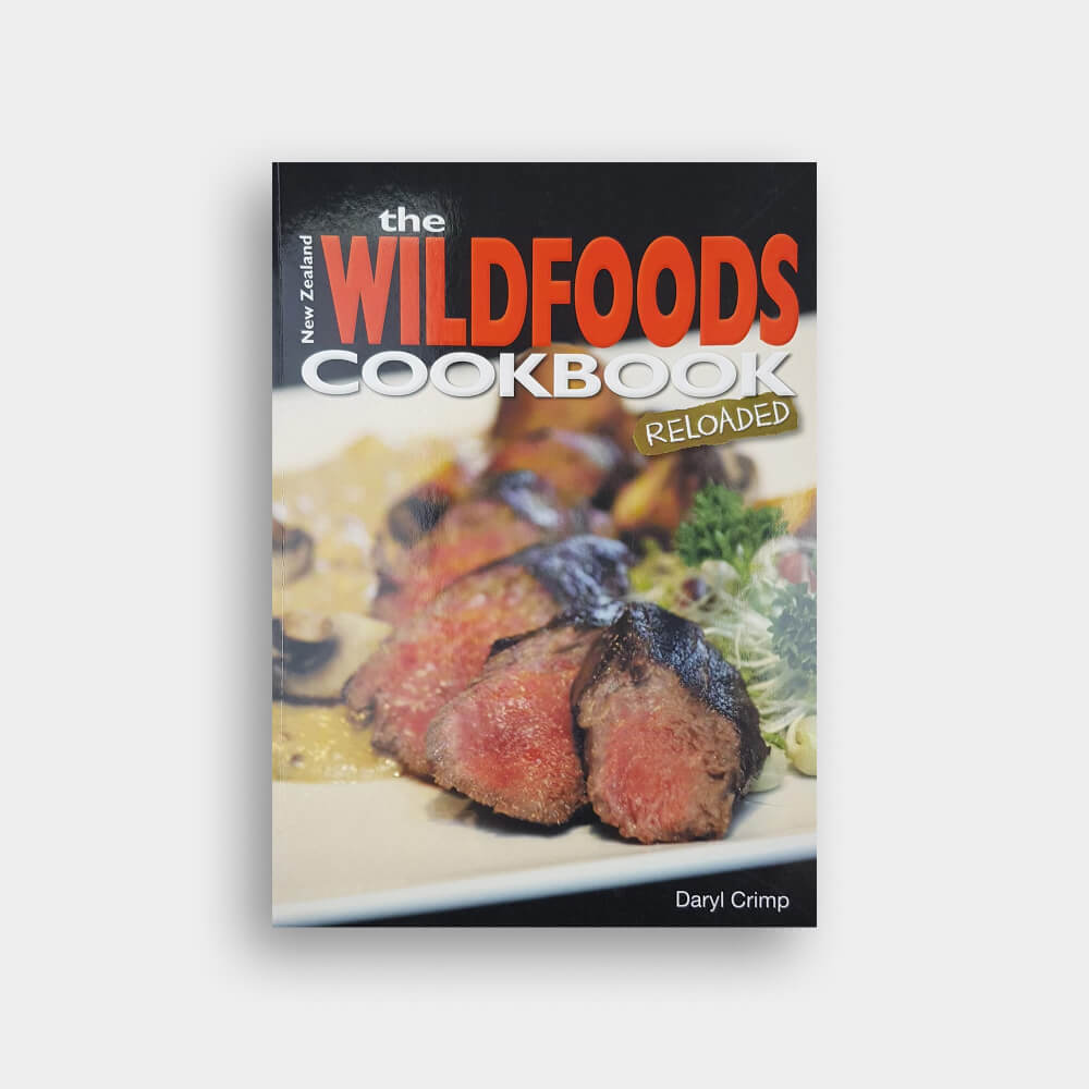 The Wildfoods Cookbook