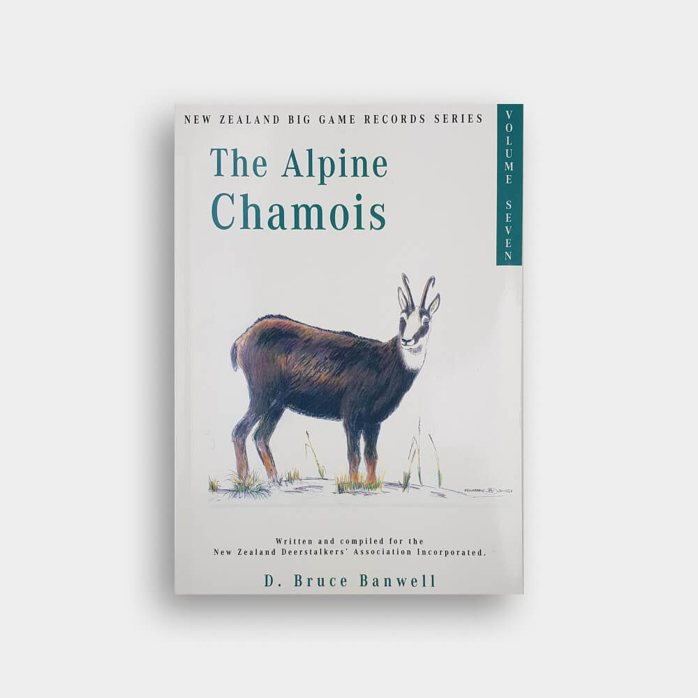 The Alpine Chamois