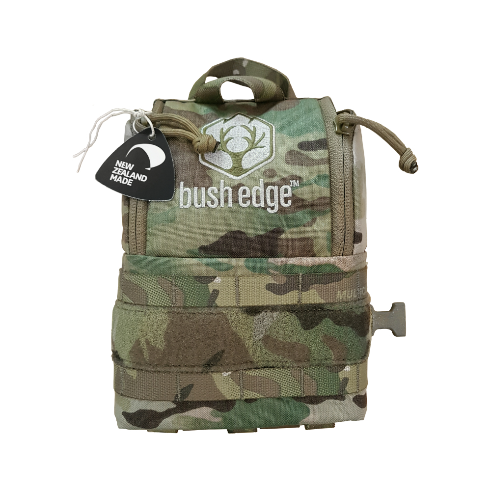 Binocular Pouch With Harness Camo