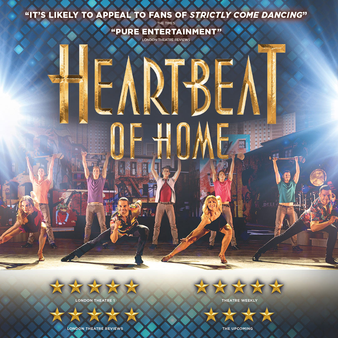 official artwork of Heartbeat of Home with 5 star reviews